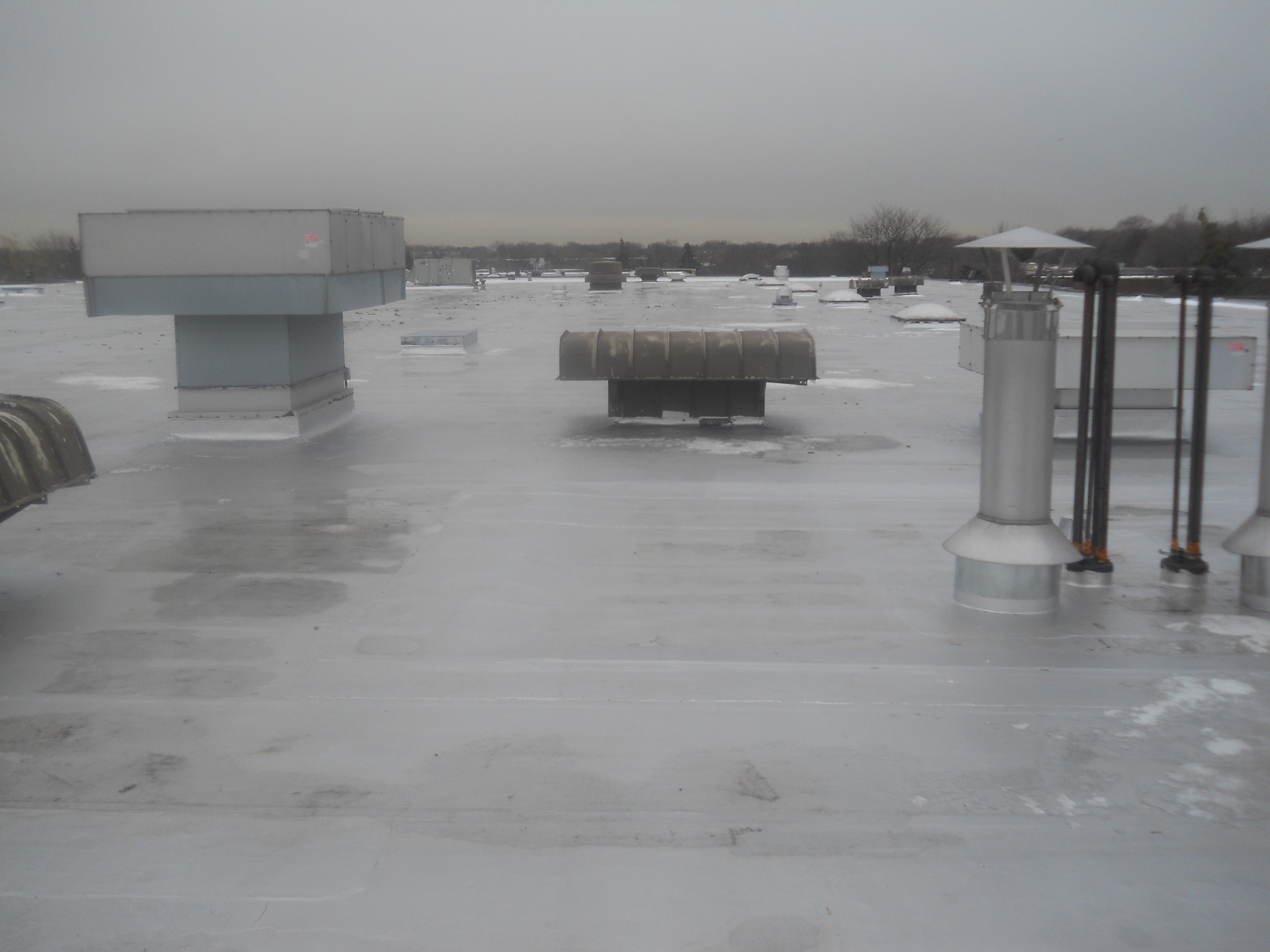 Tpo Roof System Active Roofing