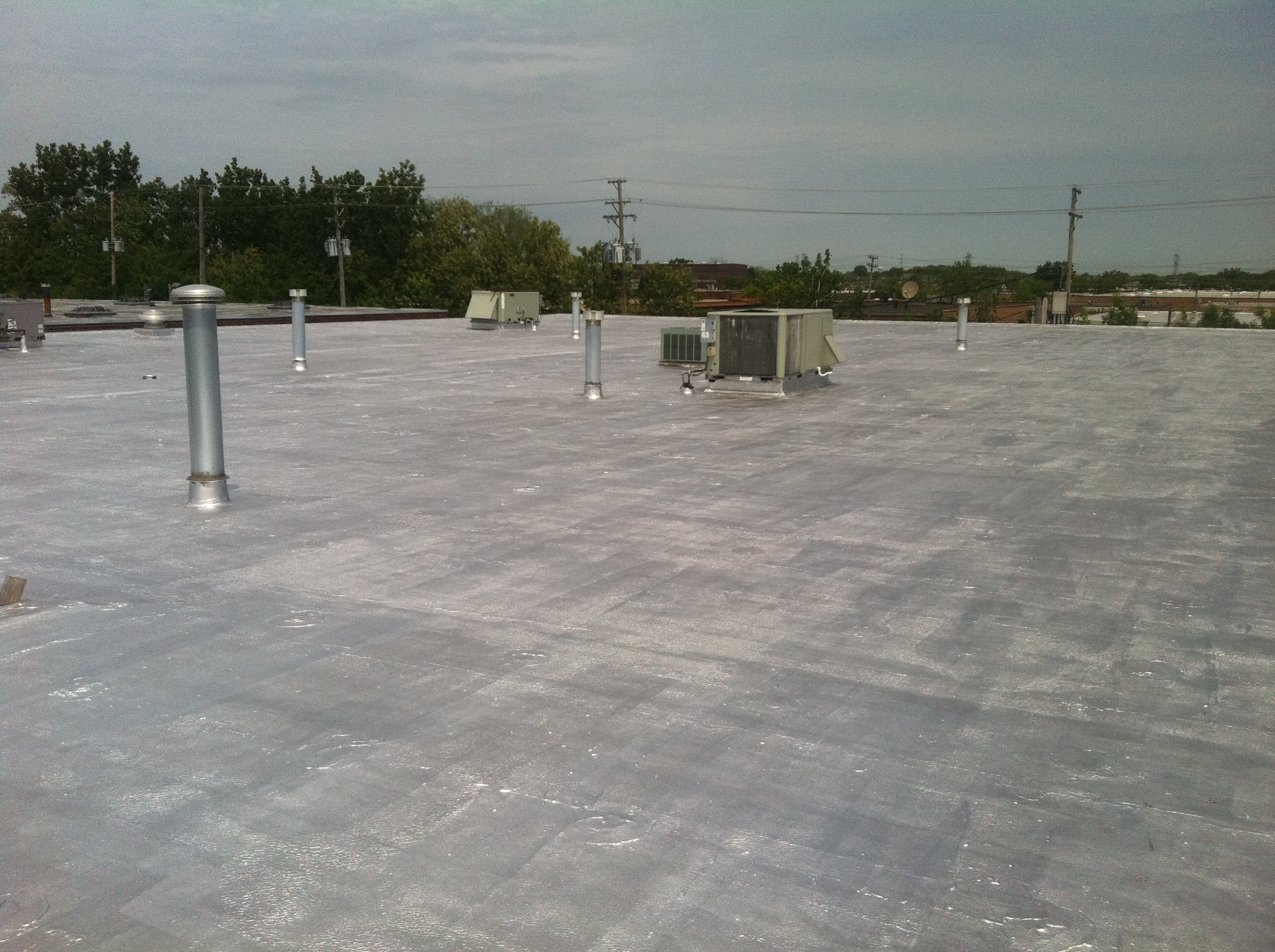 Smooth Modified Bitumen Active Roofing